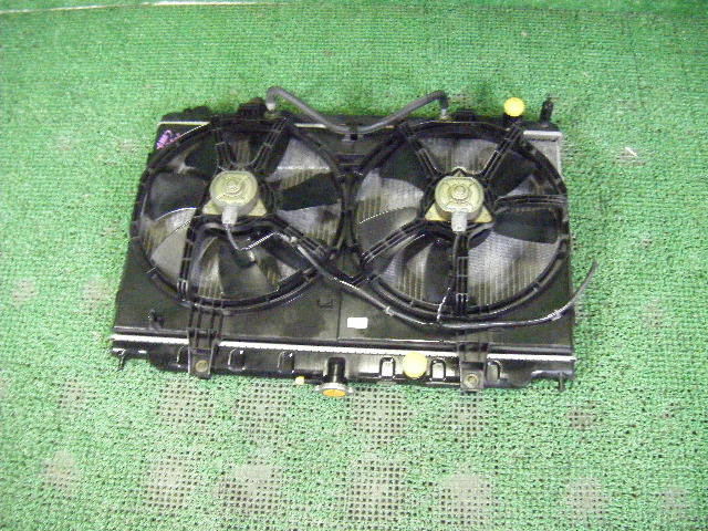 Радиатор ДВС NISSAN TINO V10 QG18DE. Фото 7