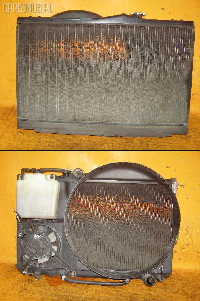 Радиатор ДВС TOYOTA CHASER JZX90 1JZ-GE. Фото 1