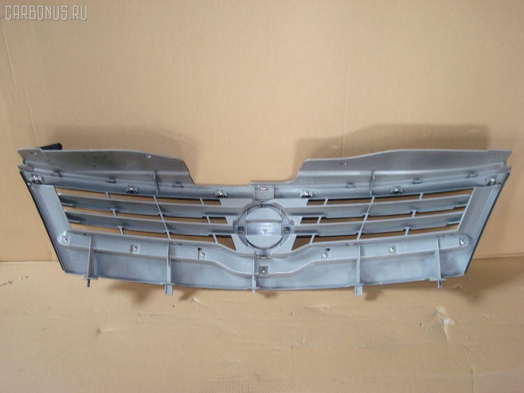 Решетка радиатора NISSAN SERENA C25. Фото 4