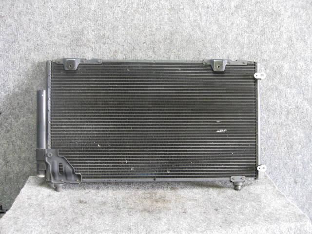 Радиатор кондиционера HONDA STREAM RN1 D17A. Фото 4