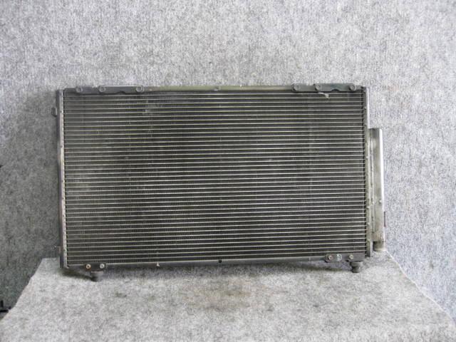 Радиатор кондиционера HONDA STREAM RN1 D17A. Фото 3