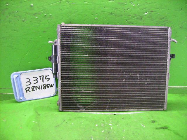 Радиатор кондиционера TOYOTA HILUX SURF RZN185 3RZ-FE. Фото 3