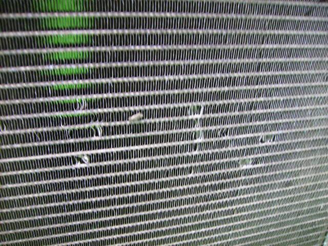 Радиатор кондиционера TOYOTA HILUX SURF RZN185 3RZ-FE. Фото 2