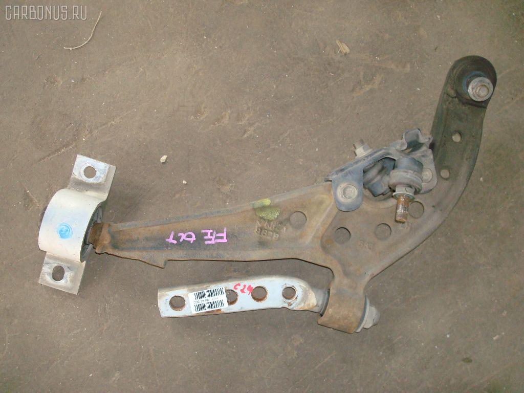 Рычаг NISSAN SERENA PC24 SR20DE. Фото 3