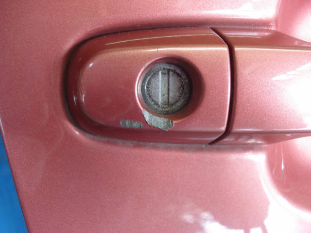 Дверь боковая TOYOTA PASSO KGC10. Фото 2