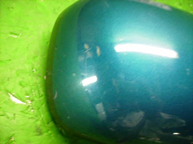 Зеркало двери боковой TOYOTA COROLLA FIELDER ZZE123G. Фото 2