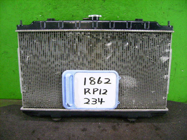 Радиатор ДВС NISSAN PRIMERA WAGON WTP12 QR20DE. Фото 7