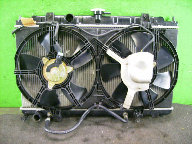 Радиатор ДВС NISSAN PRIMERA TNP12 QR20DE. Фото 6