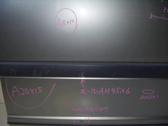 Дверь боковая NISSAN X-TRAIL NT30. Фото 1
