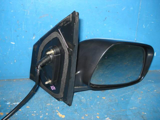 Зеркало двери боковой TOYOTA PLATZ NCP12. Фото 2