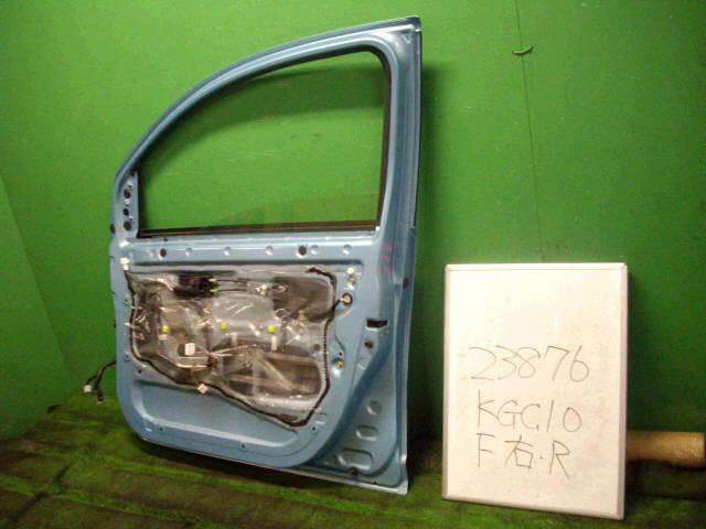 Дверь боковая TOYOTA PASSO KGC10. Фото 8