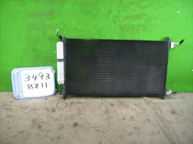 Радиатор кондиционера NISSAN CUBE BZ11 CR14DE. Фото 3
