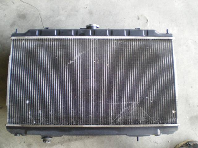 Радиатор ДВС NISSAN AD VAN VEY11 YD22DD. Фото 1