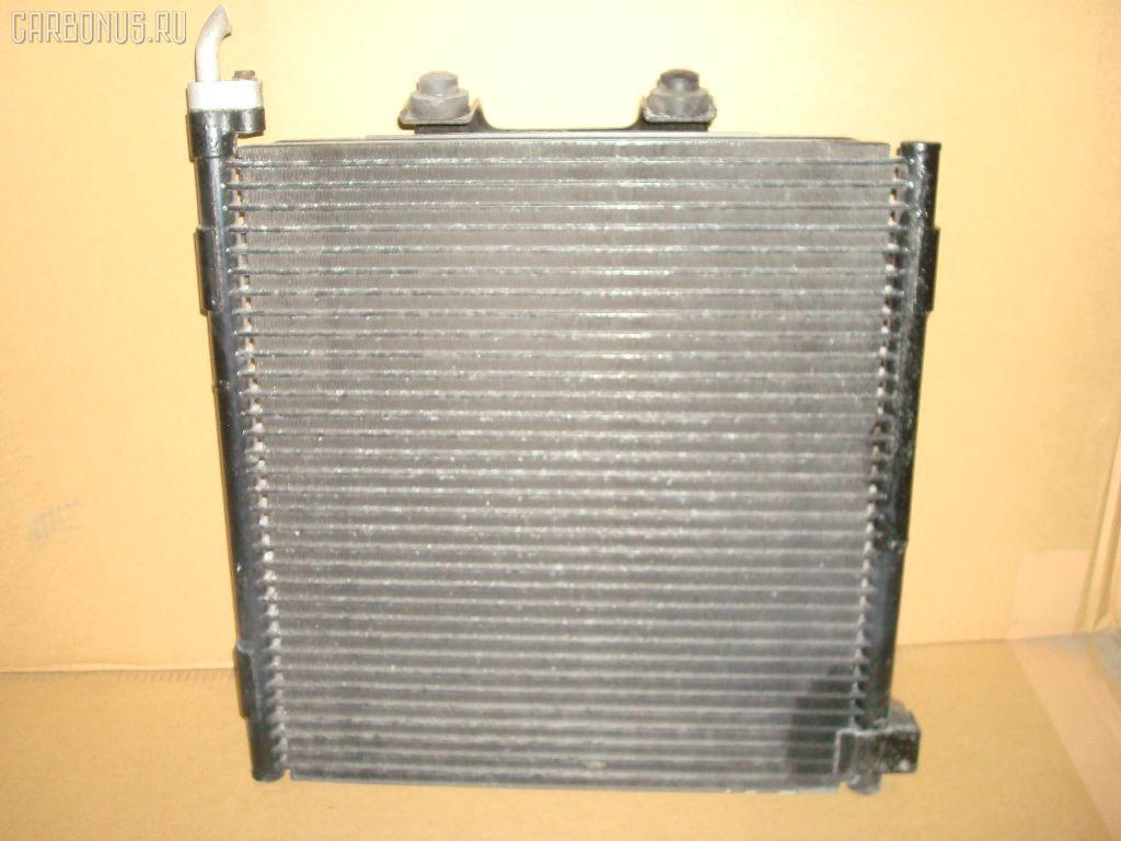 Радиатор кондиционера HONDA HR-V GH1 D16A. Фото 2