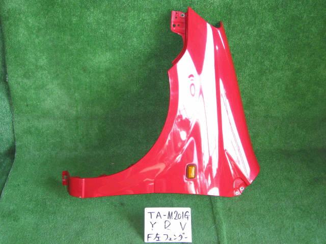 Крыло переднее DAIHATSU YRV M201G. Фото 5
