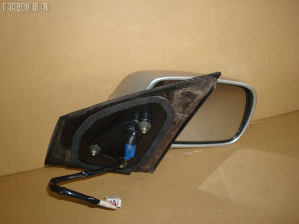 Зеркало двери боковой TOYOTA PLATZ SCP11. Фото 8