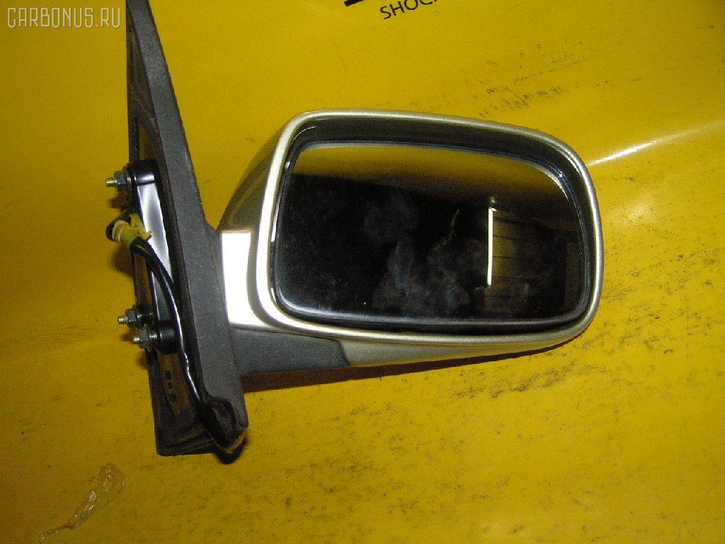Зеркало двери боковой TOYOTA PLATZ SCP11. Фото 11