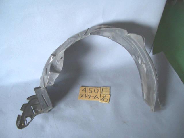 Подкрылок HONDA STREAM RN1 D17A. Фото 1
