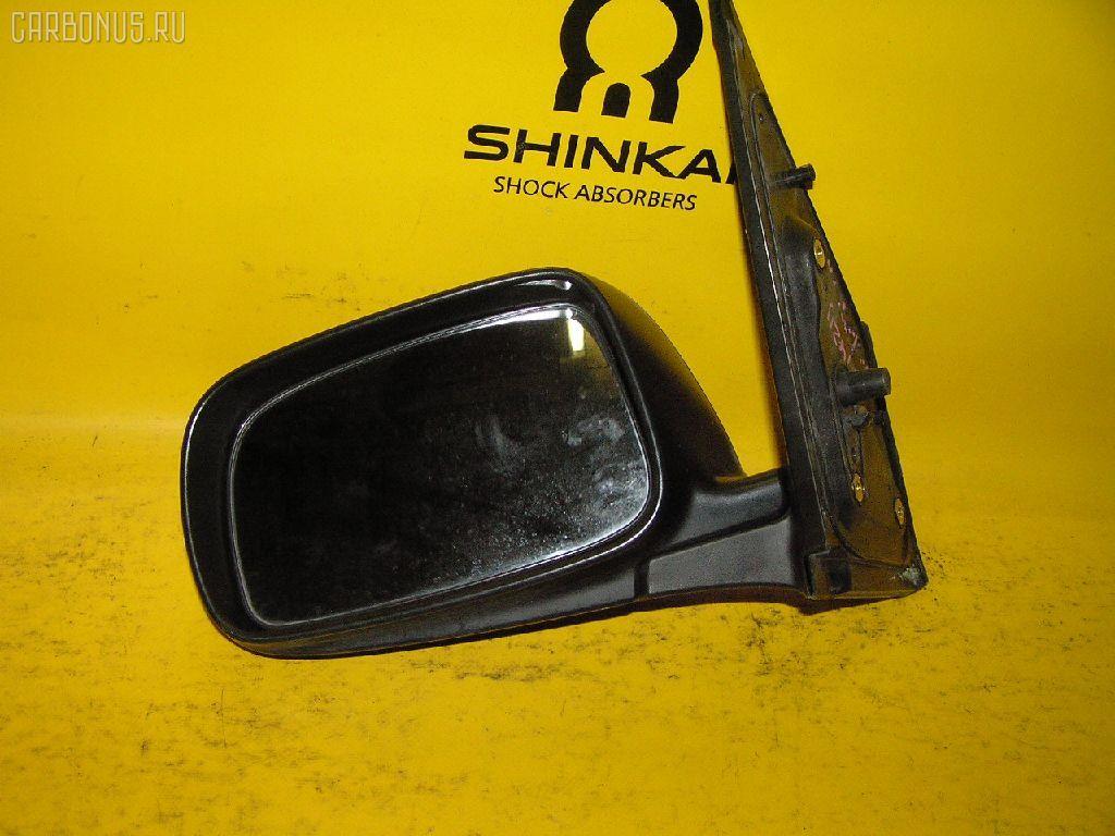 Зеркало двери боковой TOYOTA PASSO KGC10. Фото 8