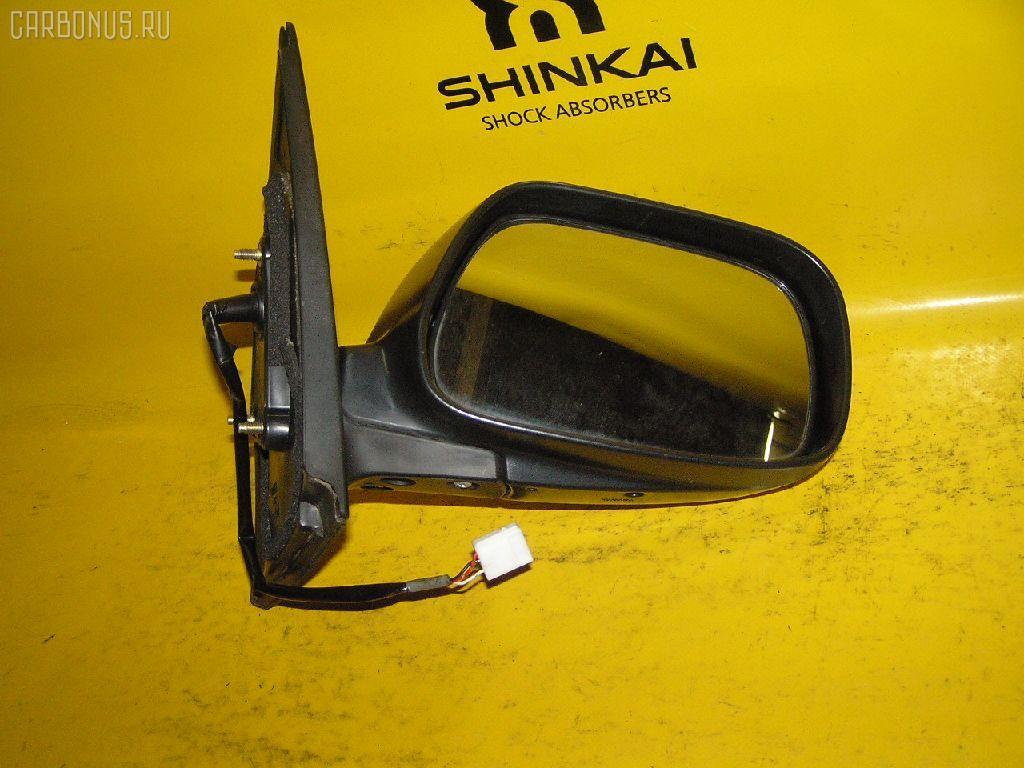 Зеркало двери боковой TOYOTA PLATZ NCP12. Фото 5