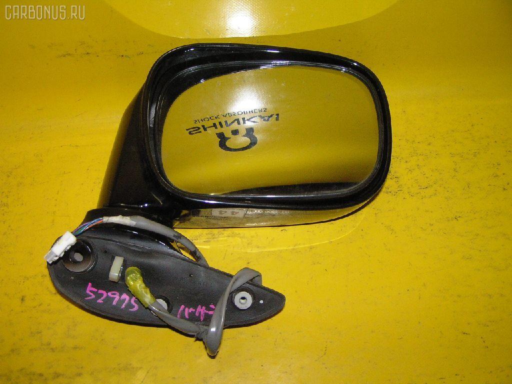 Зеркало двери боковой NISSAN BASSARA JTU30. Фото 2