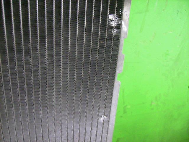 Радиатор ДВС NISSAN BASSARA JVU30 YD25DDTI. Фото 1