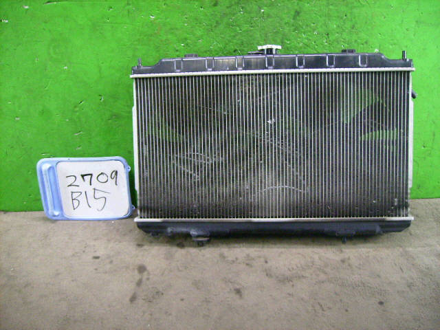 Радиатор ДВС NISSAN SUNNY B15 QG13DE. Фото 3