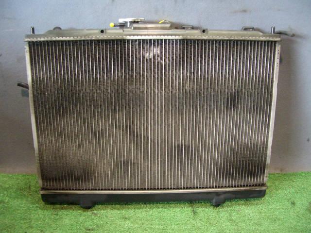 Радиатор ДВС MITSUBISHI PAJERO IO H66W 4G93. Фото 1