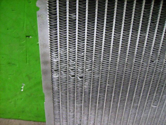 Радиатор ДВС TOYOTA IST NCP61 1NZ-FE. Фото 9