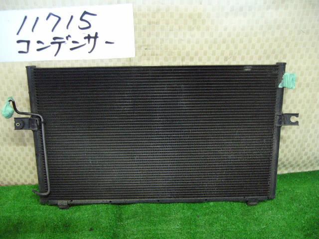 Радиатор кондиционера NISSAN PRESAGE U30 KA24DE. Фото 2