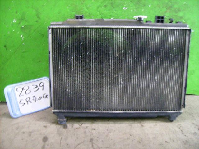Радиатор ДВС TOYOTA LITE ACE NOAH SR40G 3S-FE. Фото 7