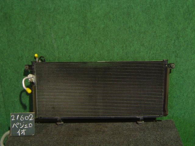 Радиатор кондиционера MITSUBISHI PAJERO IO H66W 4G93. Фото 4