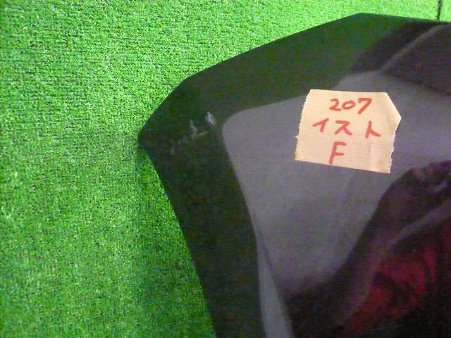 Бампер TOYOTA IST NCP110. Фото 2
