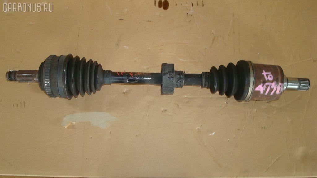 Привод HONDA AVANCIER TA1 F23A. Фото 1