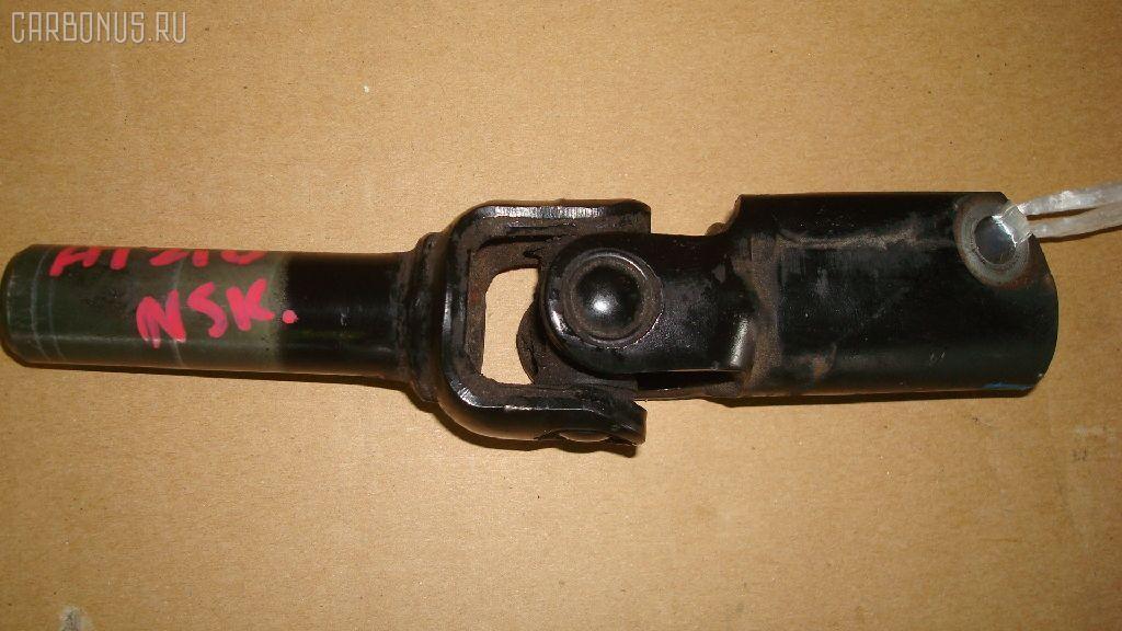 Рулевой карданчик TOYOTA CORONA PREMIO AT211. Фото 7
