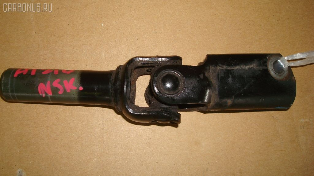 Рулевой карданчик TOYOTA CALDINA AT191G. Фото 7