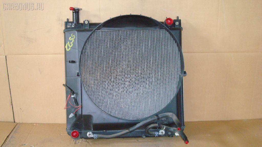 Радиатор ДВС TOYOTA GRAND HIACE VCH10W 5VZ-FE. Фото 1