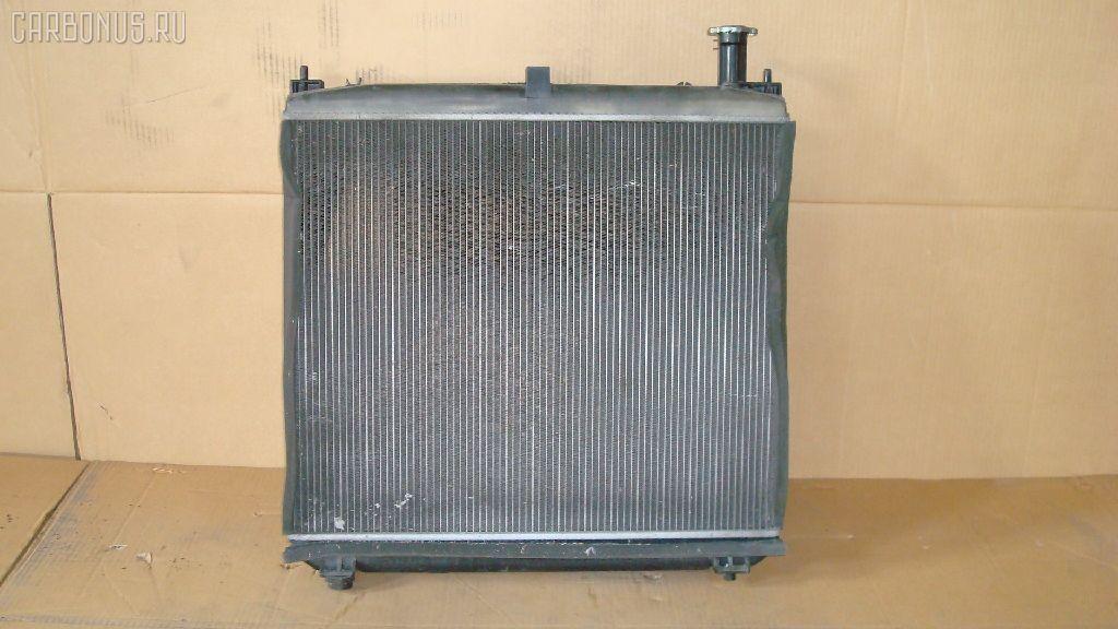 Радиатор ДВС TOYOTA GRAND HIACE VCH10W 5VZ-FE. Фото 3