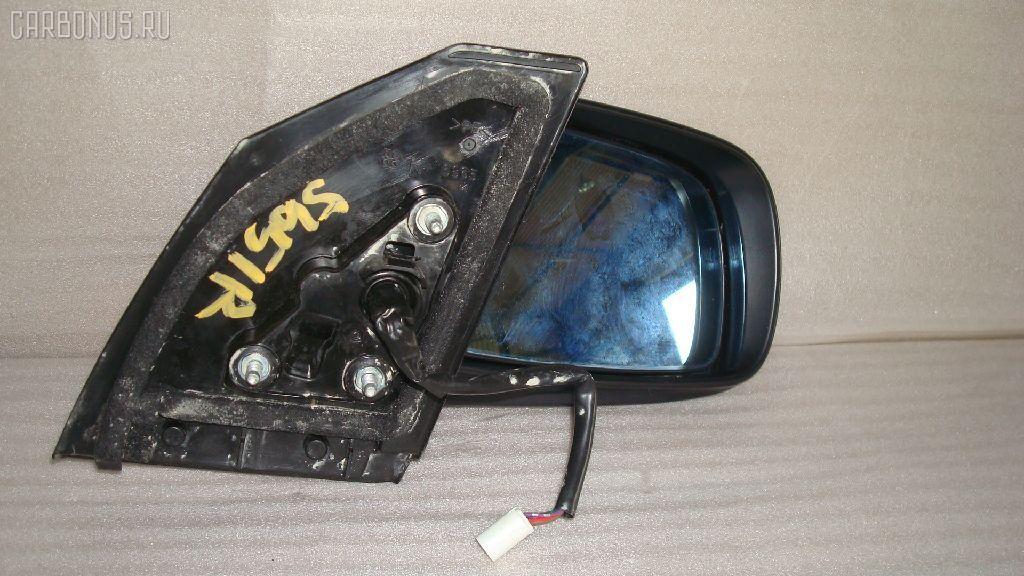 Зеркало двери боковой TOYOTA COROLLA FIELDER ZZE122G. Фото 3