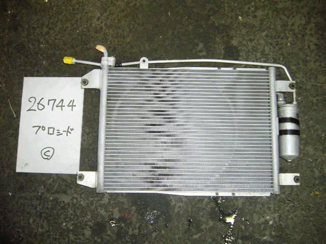 Радиатор кондиционера MAZDA PROCEED LEVANTE TJ52W J20A. Фото 3