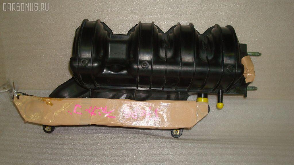 Коллектор впускной TOYOTA IST NCP60 2NZ-FE. Фото 4