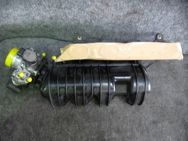 Коллектор впускной TOYOTA COROLLA NZE121 1NZ-FE. Фото 4