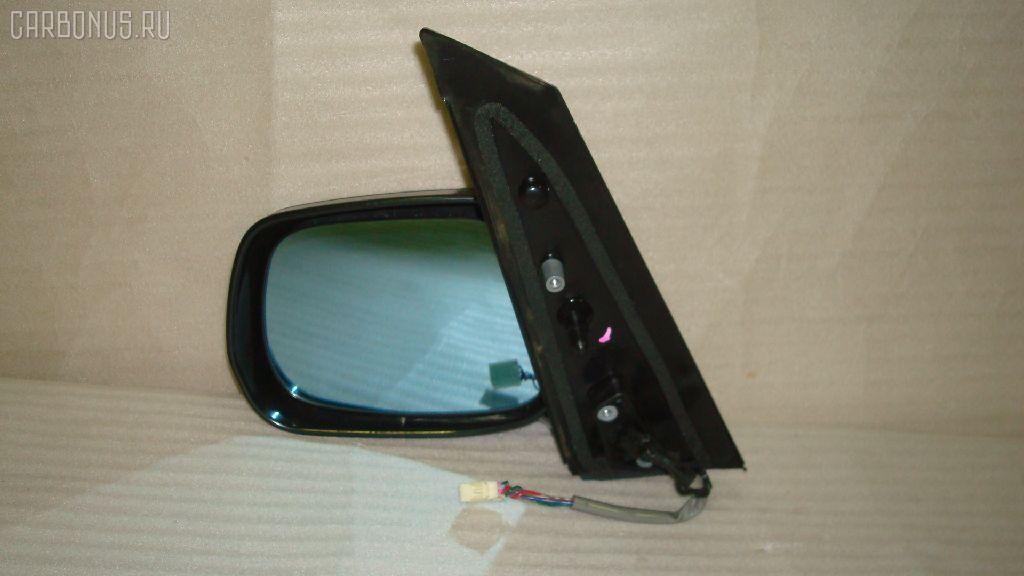 Зеркало двери боковой TOYOTA IPSUM ACM21W. Фото 7