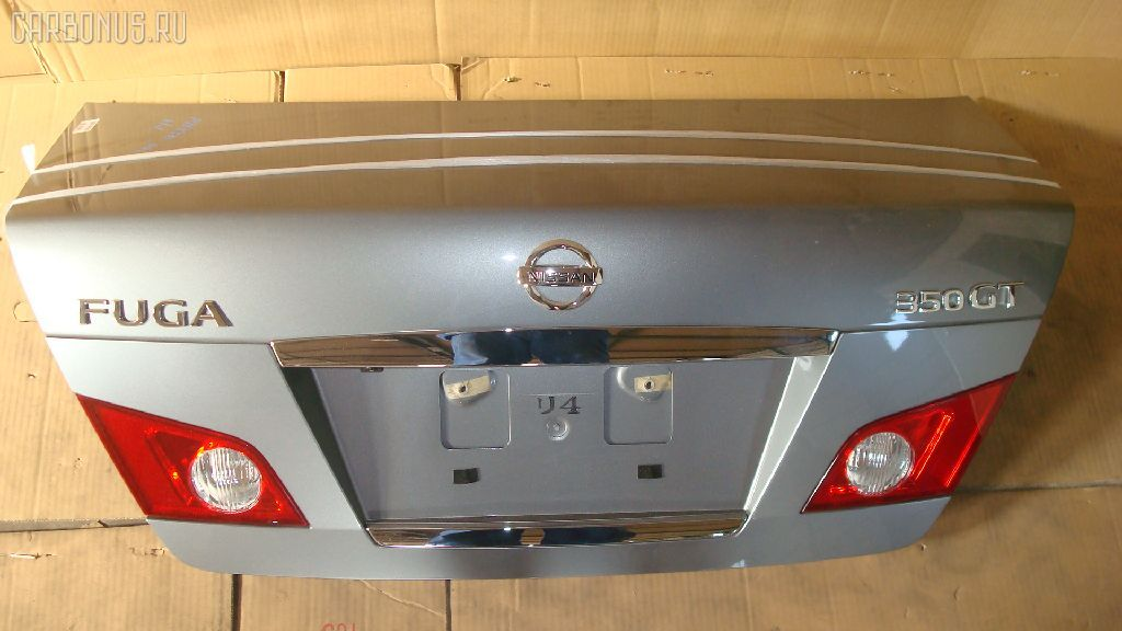 Крышка багажника NISSAN FUGA PNY50 Фото 2