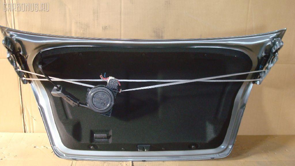 Крышка багажника NISSAN FUGA PNY50 Фото 3