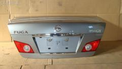 Крышка багажника NISSAN FUGA PNY50 Фото 1