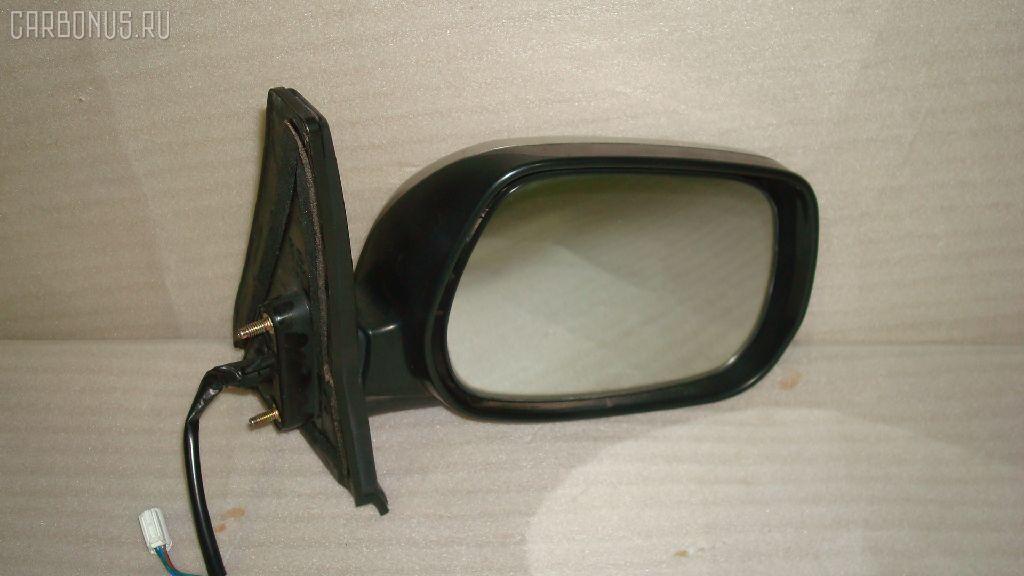 Зеркало двери боковой TOYOTA COROLLA SPACIO NZE121N. Фото 4