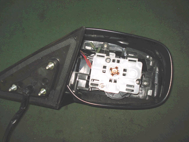 Зеркало двери боковой TOYOTA CAMRY ACV40. Фото 3