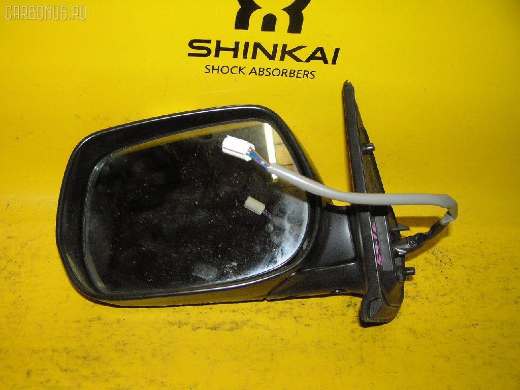Зеркало двери боковой TOYOTA SIENTA NCP81G. Фото 6