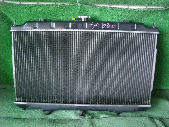 Радиатор ДВС NISSAN WINGROAD WFY11 QG15DE. Фото 9